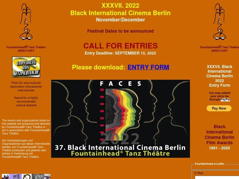 Screenshot von http://www.black-international-cinema.com/bic_intro/bic_open.htm